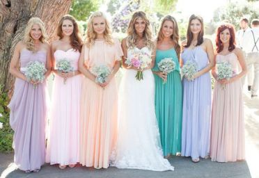bright-colorful-bridesmaid-dresses-1