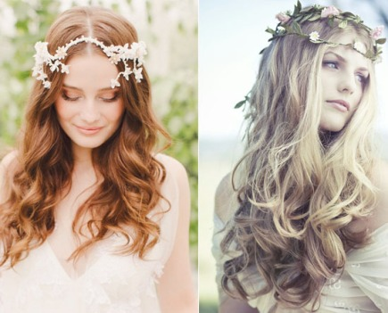 long-curly-2014-wedding-hair-styles-boho