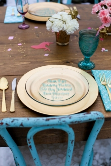 unicorn-styled-wedding-shoot-table-setting