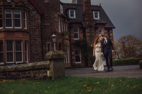 Torridon Hotel Wedding Photos - Scotland, Photographer