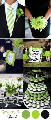 green-and-black-modern-wedding-inspiration