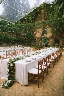 greenery-decoration-ideas-for-wedding-reception