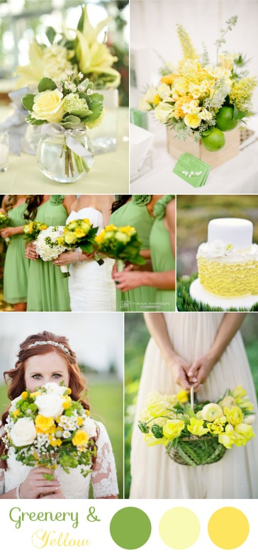 natural-green-and-bright-yellow-rustic-wedding-color-ideas1