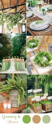 organic-greenery-woodland-wedding-ideas