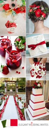 red-and-green-wedding-color-ideas-for-2017-trends