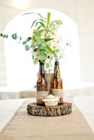 Fayetteville wedding at family home.