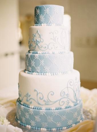 frozen-wedding-cake