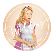 LOGO_Alice wedding