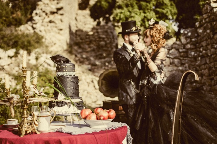 mariage-theme-original-steampunk-wedding-cake-3
