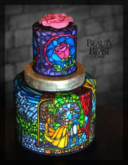 Beauty&TheBeast_cake3