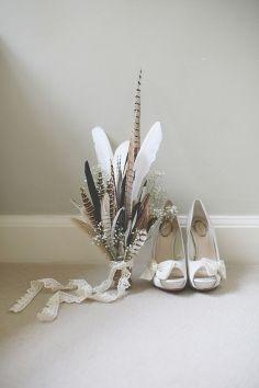 Bouquet de penas
