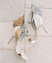 Sapatos com asas