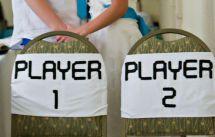 Cadeiras Noivos Gamers