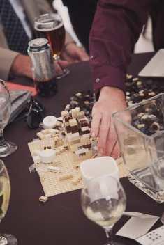 Centro de Mesa Legos