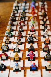 Plano de Mesa Legos