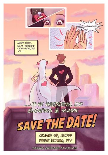 Save the Date BD