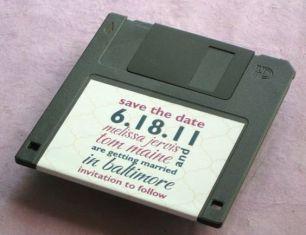 Convite Disket