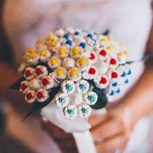 Bouquet Legos