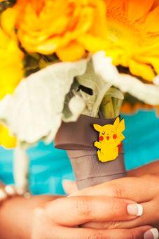 Pin Pokemon no Bouquet