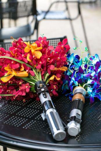 Bouquet Sabre de Luz