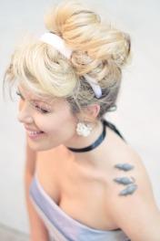 cinderella+costume+hair++and+makeup+tutorial