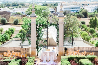 Elegant Destination Algarve Wedding Photography