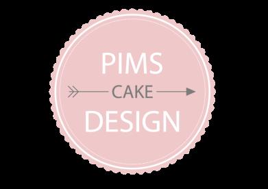 Pims_cake desing_logo