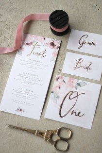 Just-My-Type-Wedding-Stationery-Wedding-Invitation-Design-NZ-Pretty-Floral-Pink-Gold-Watercolour-20