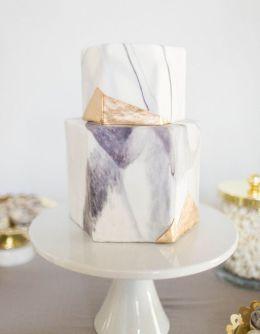 marble cake design wedding (10)