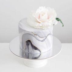 marble cake design wedding (3)