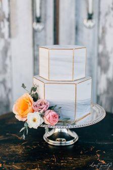 marble cake design wedding (9)