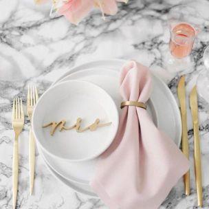 table wedding marble mesa casamento mármore (1)