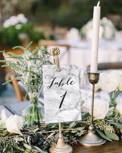 table wedding marble mesa casamento mármore (14)