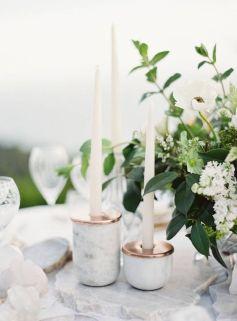 table wedding marble mesa casamento mármore (4)