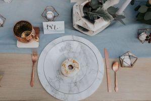 table wedding marble mesa casamento mármore (7)