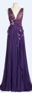 purple ultra violet dress bridesmaids wedding 2018 (2)
