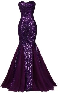 purple ultra violet dress bridesmaids wedding 2018 (3)