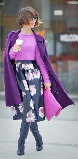 purple ultra violet dress bridesmaids wedding 2018 (5)