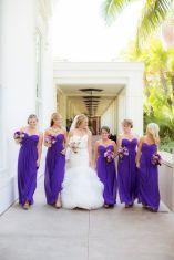 purple ultra violet dress bridesmaids wedding 2018 (8)