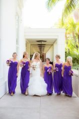 purple ultra violet dress bridesmaids wedding 2018 (8)