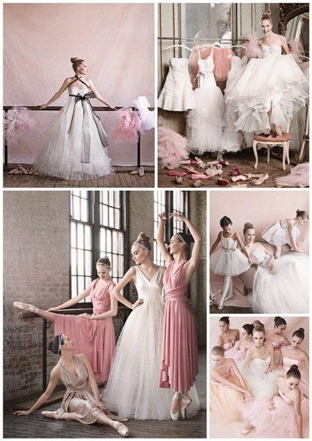 Tema de casamento: Ballet