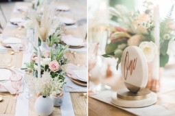 marble copper wedding inspirations (25)